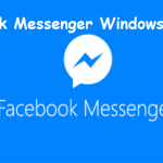 Facebook Messenger Windows Sürümü