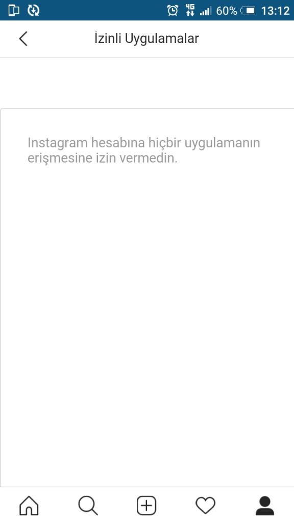 instagram olagan disi giris problemi guncel