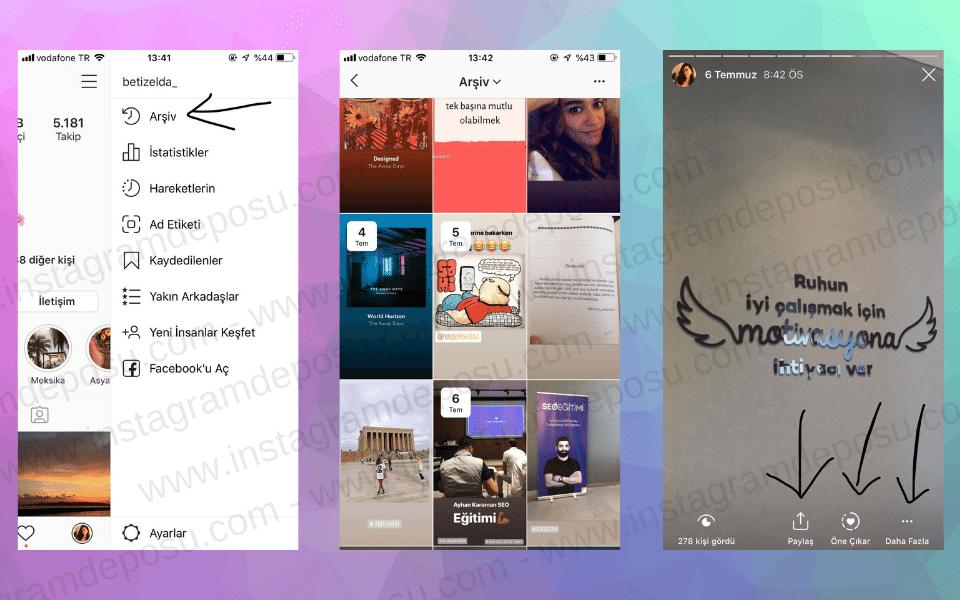 Eski Instagram Hikayelerinizi Nasıl Bulur veya Kurtarırsınız?