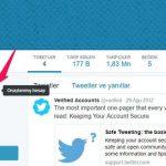 Twitter Mavi Tik Nasıl Alınır