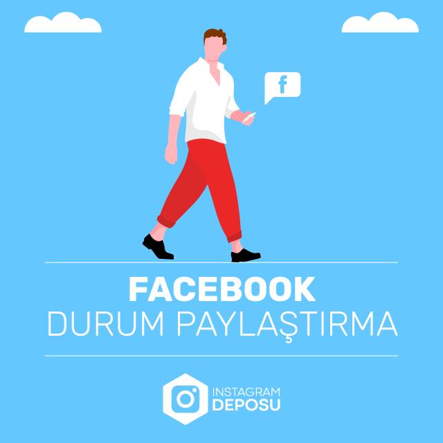 Facebook Durum Paylaştırma