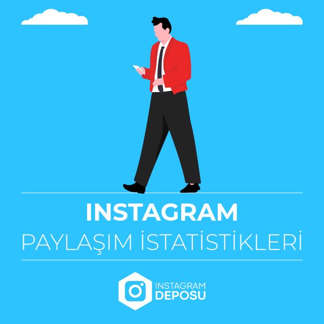 Instagram Paylaşım İstatistikleri