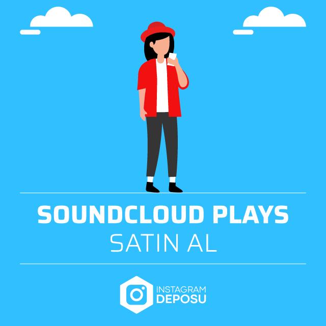 Soundcloud Plays Satın Al
