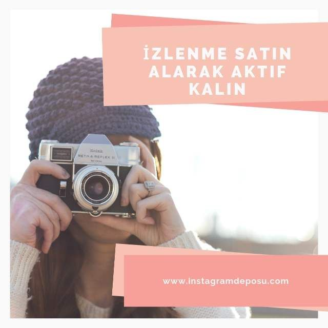 instagram izlenme arttırma