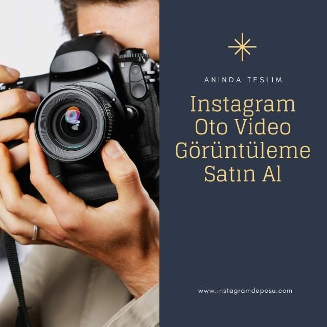 instagram otomatik video görüntüleme
