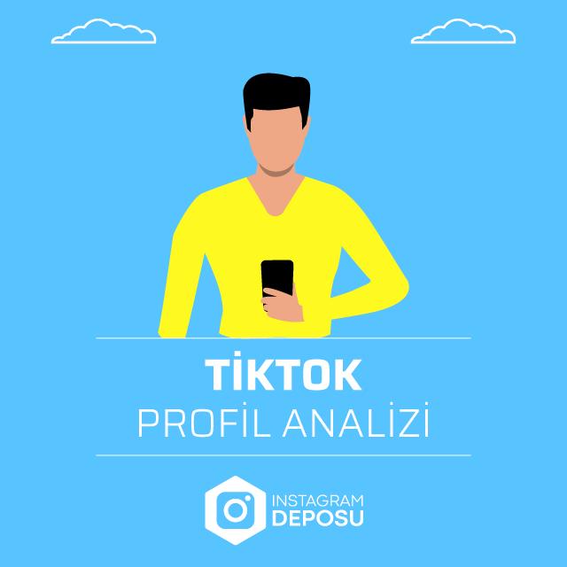 TikTok Profil Analizi