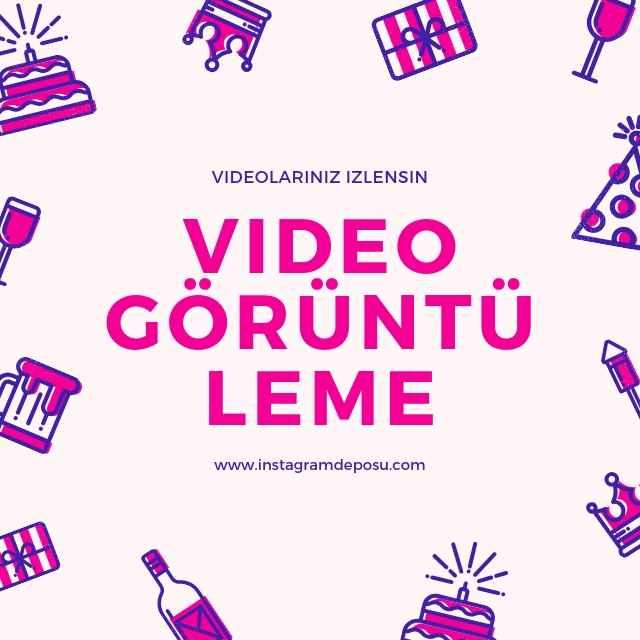 Video Görüntüleme