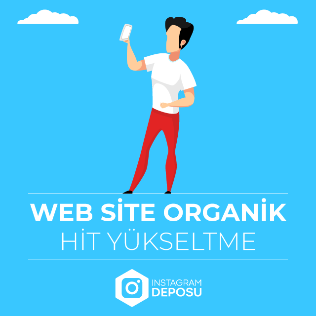 web site organik trafik yükseltme